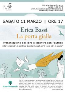 Erica Bassi Locandina