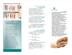 brochure CAA 2017 retro
